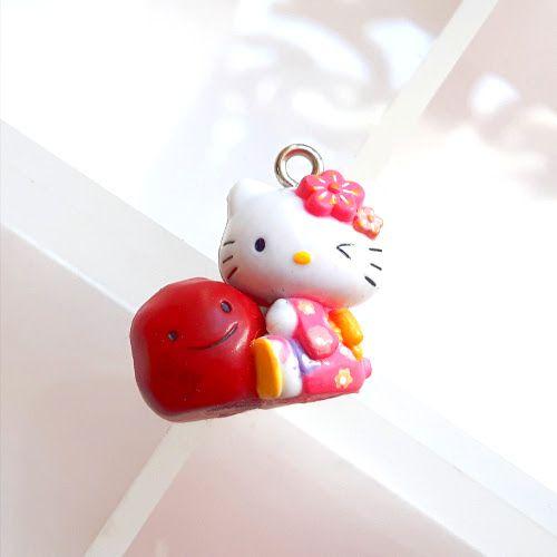 Bedel Hello Kitty en knuffelbal