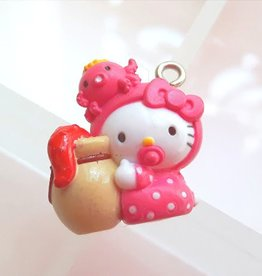 Bedel Hello Kitty met honingpot