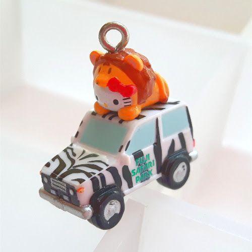 Bedel Hello Kitty op safari