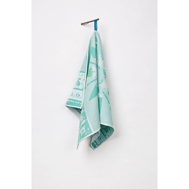 Leendert Masselink Leendert Masselink A Little Help Circle Tea Towel