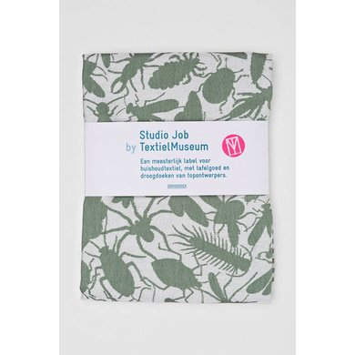 Studio Job Studio Job Insect Pattern Tea Towel -