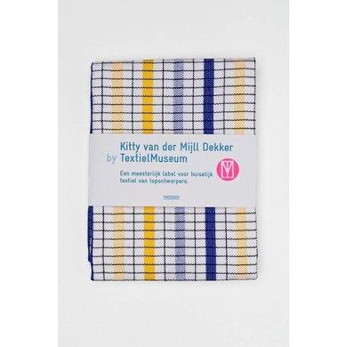 Kitty van der Mijll Dekker Kitty van der Mijll Dekker Bauhaus Tea Towel