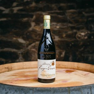 DOMAINE ROGER PERRIN Chateauneuf-du-Pape blanc 2012