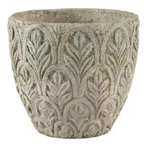 Safari Blumenkübel Keramik XL