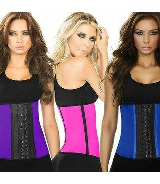 Ann Chery Sports Latex 3 Hooks Blue /Purple / Pink