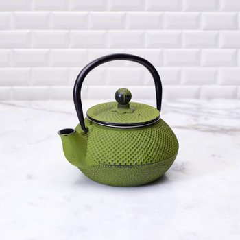 Cast iron Tetsubin - Original Green