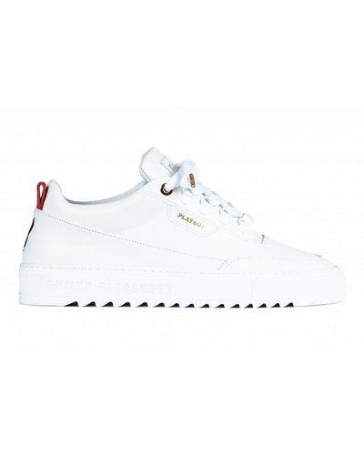 Mason Garments Special Playboy Womenn Sneaker White