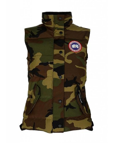 Canada Goose Freestyle Bodywarmer Camouflage