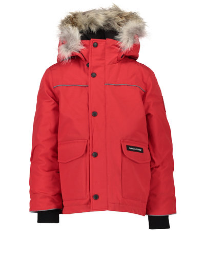 Canada Goose Kids Lynx Parka Rood