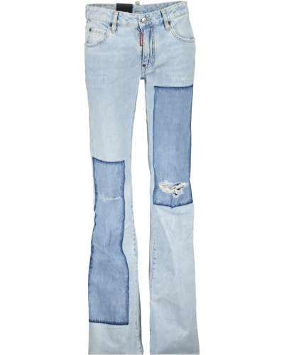 Dsquared2 Camilla Jeans  Blue