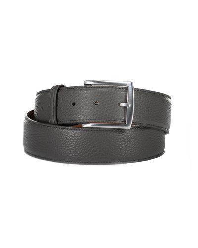 D'Amico Leather Gürtel Grau