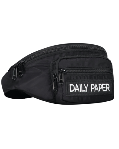 Daily Paper Waistbag 2.0 Zwart