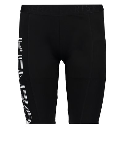 Kenzo Logo Cycle Shorts Black