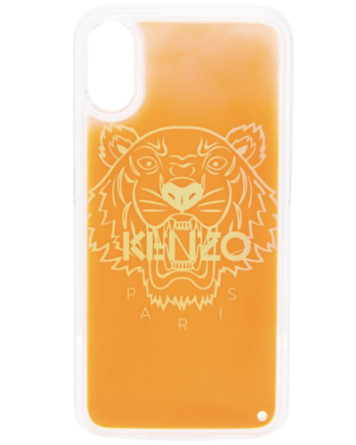 Kenzo Iphone X / XS Tiger Case Orange
