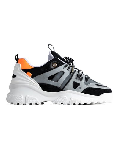 Mason Garments Genova 2 Limited Edition Sneaker Schwarz/Grau