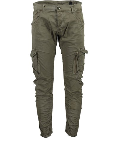 Japan Rags Cargo Alban Pants Army
