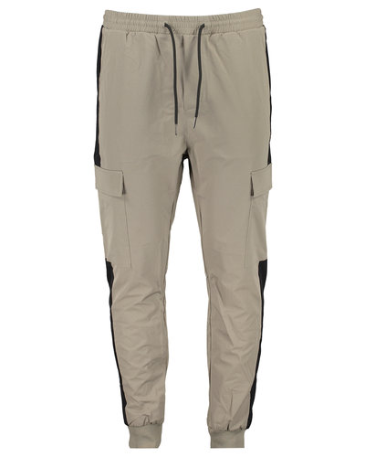 Just Junkies Oliver Cargo Pants Grijs/Zwart