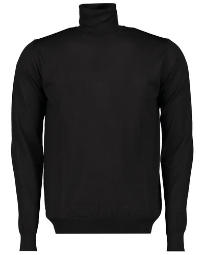 Lanvin Paris Turtle neck Pullover Black