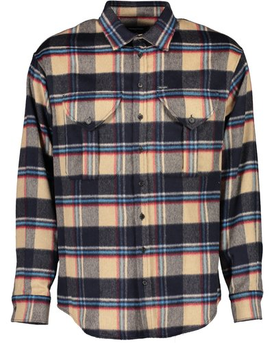 Dsquared2 Flanel Checked Shirt