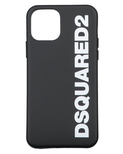 Dsquared2 Iphone 11 Pro Case Black/White