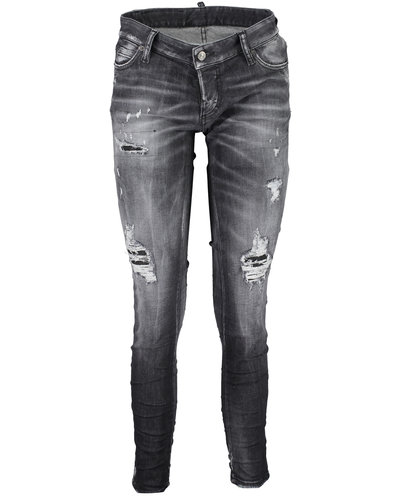 Dsquared2 Jennifer Jeans Zwart