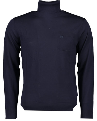 Dsquared2 Turtleneck Marine