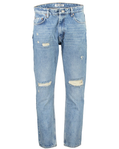 Just Junkies Mag Vintage Jeans Blue