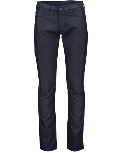 Armani Slim Fit Pants Blauw
