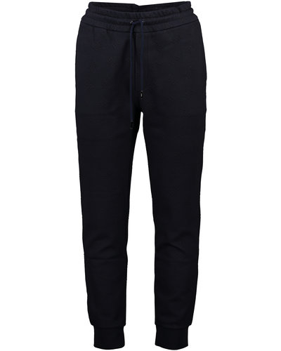 Bally All Over Logo Pants Marine