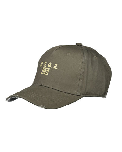 Dsquared2 25 Cap Army Green