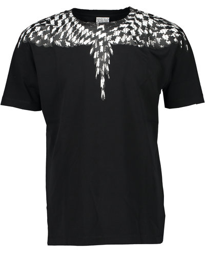 Marcelo Burlon Cross Pdp T-shirt Zwart