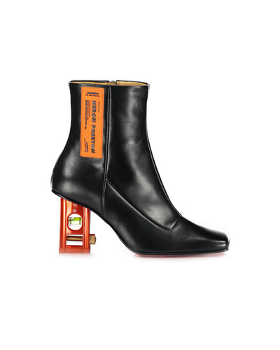 Heron Preston Level Bootie Zwart