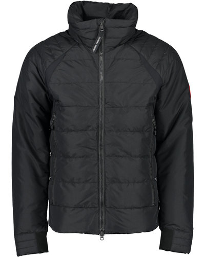 Canada Goose Hybridge Base Jacket Zwart