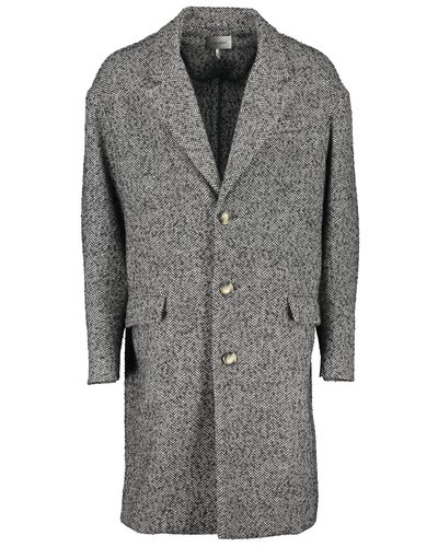 Isabel Marant Stanton Coat Anthracite