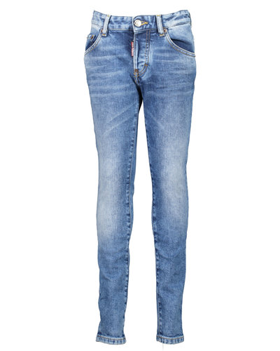 Dsquared2 Kids Skater Jeans Blue
