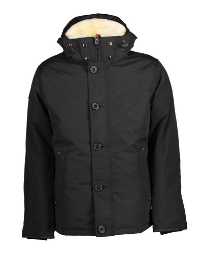 OSC Outdoor Survival Canada Nyik Urban Shearling Jacket Black