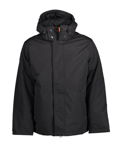 OSC Outdoor Survival Canada Iqniq Urban Jacket Zwart