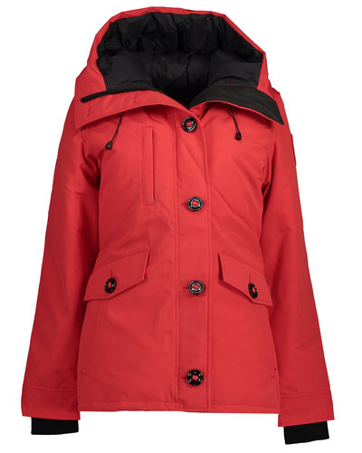 Canada Goose Rideau Parka Red