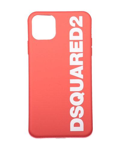 Dsquared2 Iphone 11  Max Case Rood