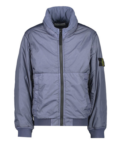 Stone Island Junior 40833 Nylon Jacket Blauw
