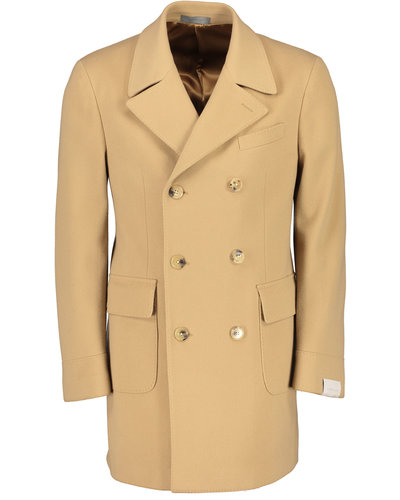 Corneliani Coat Beige