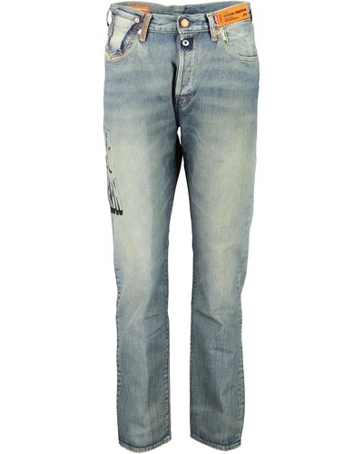 Heron Preston x Levi's 501 5 Pocket Jeans Vintage Wash