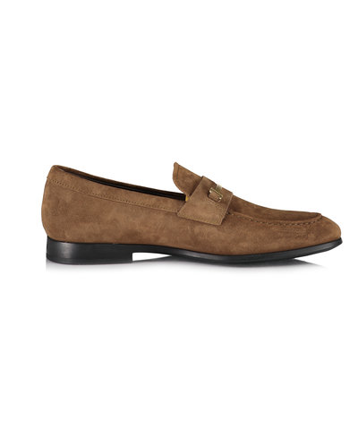 TOD'S Mocha Shoes Brown