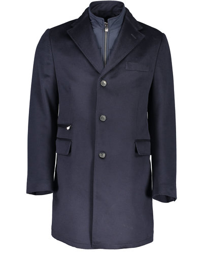 Corneliani Coat Marine