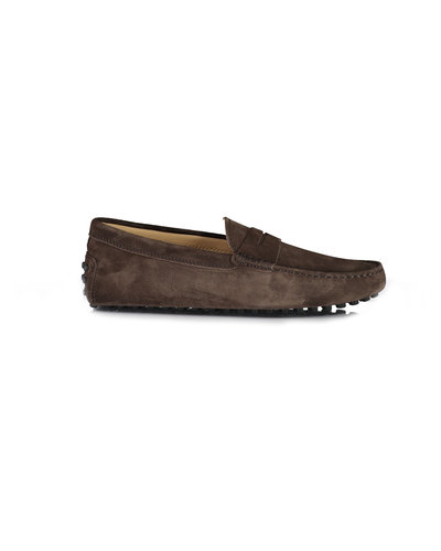 TOD'S Moccasins Bruin
