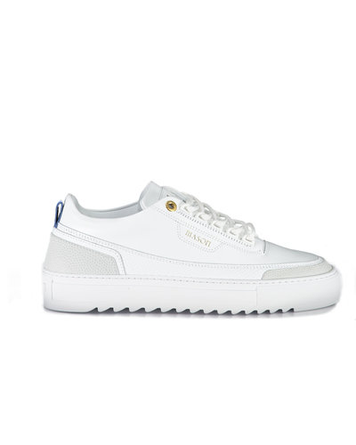 Mason Garments Firenze Leather Sneakers White