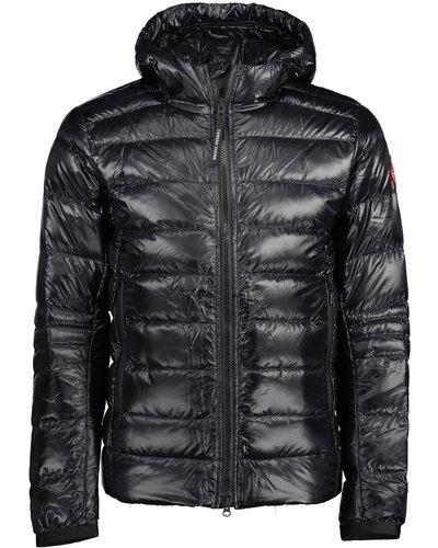 Canada Goose Crofton Hoody Jacket  Black