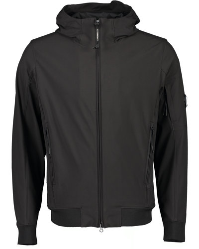 C.P. Company Soft Shell Jacket Zwart