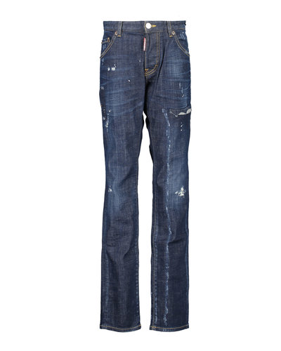 Dsquared2 Kids Cool Guy  Jeans Blauw