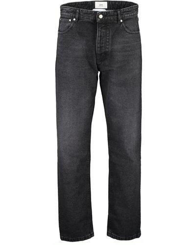 Ami Paris Jeans Zwart